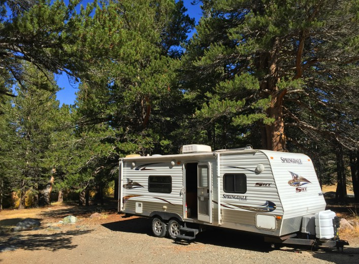 Leveling Your RV