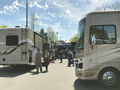 2018 Puyallup RV Show