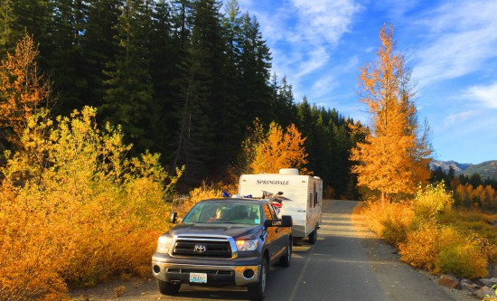 RV Tips for Fall and Winter