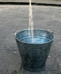 water bucket WEB