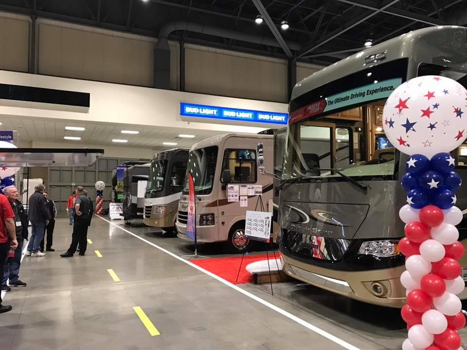2019 Seattle RV Show