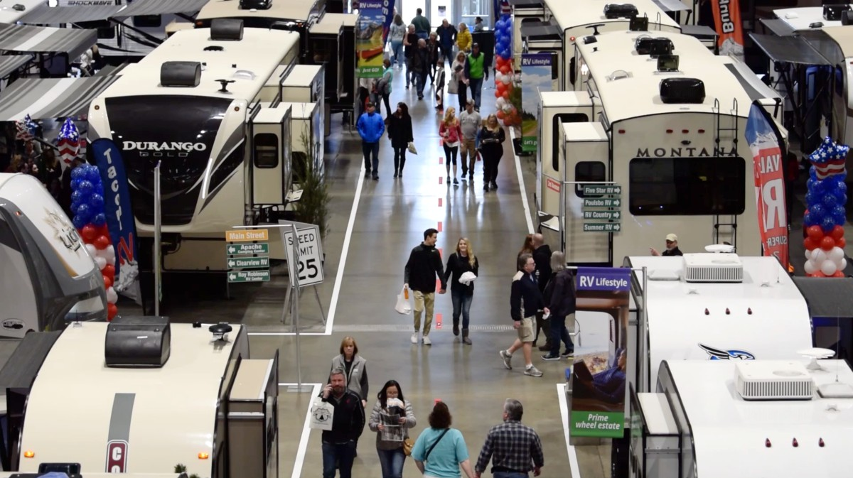 2020 Seattle RV Show