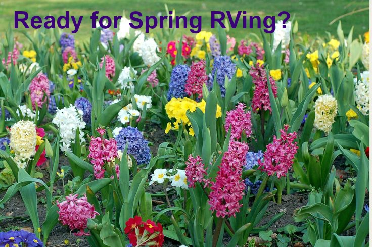 Spring is Here - Are You Ready?