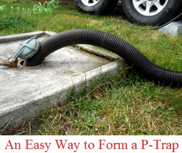 Handling dump valves when rving you have settled into a full hookup campsite hooked up the water plugged in the power and connected the sewer hose between the rv and the campsite sewer sciox Choice Image